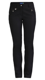 Daily Sport: Women's Irene Pants - Black (Size 8) SALE