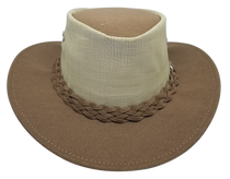 Aussie Chiller: Outback Mesh Hat