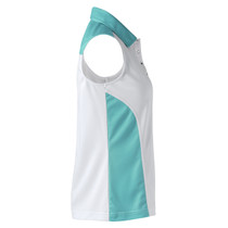 Daily Sports: Women's Celena Sleeveless Polo - Spearmint (Medium) SALE