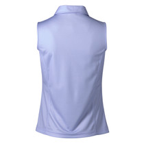 Daily Sports: Women's Macy Sleeveless Polo - Light Violet (Medium) SALE