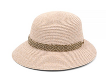 Physician Endorsed: Women's Sun Hat - Diamante (Tan/Bronze)