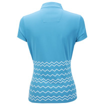 Nancy Lopez Golf: Women's Short Sleeve Polo - Warrior