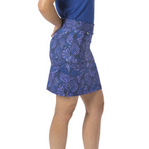 Nancy Lopez Golf: Women's Club Skort - Wave Print