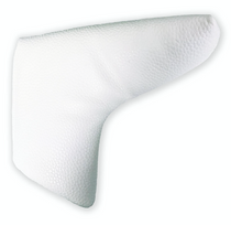 Just 4 Golf: Putter Cover Blade Headcovers - White