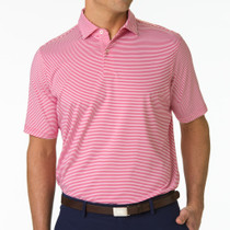 Fairway & Greene: Men's USA The Alpha Stripe Jersey Polo