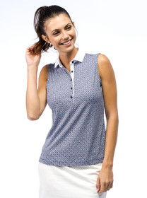 Fairway & Greene: Women's Ava Sleeveless Polo