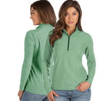 Antigua: Women's Contemporary Fan Apparel - Spirit 104294- Light Pine Heather (Size: Small) SALE