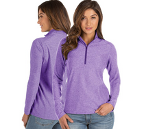 Antigua: Women's Contemporary Fan Apparel - Spirit 104294- Light Purple Heather (Size: Small) SALE