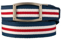Nexbelt: Men's Newport National V.4 Belt - Navy