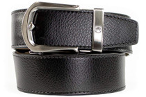 Nexbelt: Women's Frances Belt - Ebony