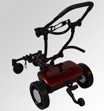 "CaddyTrek: R2 ""Originals"" Electric Golf Push Cart"