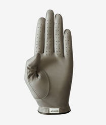 Asher Golf: Mens Premium Golf Glove - Quicksilver