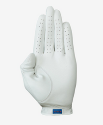 Asher Golf: Mens Utility Golf Glove - Poppy