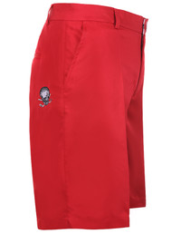 Tattoo Golf: Men's OB ProCool Golf Shorts - Red