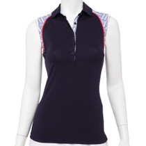 Fairway & Greene: Women's Talula Sleeveless Polo
