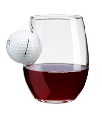 BenShot: Golf Ball Wine Glass
