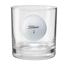 BenShot: Golf Ball Rocks Glass