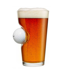 BenShot: Golf Ball Pint Glass
