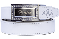 Nexbelt: Women's Sleek Golf Belt - Hope