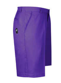 Tattoo Golf: Men's OB ProCool Performance Golf Shorts - Purple (Size: 38) SALE