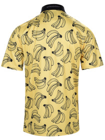 Banana Hook Mens Golf Polo Shirt by ReadyGOLF