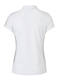 Daily Sports: Women's Macy Polo - White (X-Small) SALE