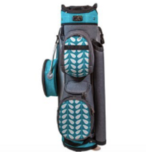 Sassy Caddy: Ladies Cart Bag - Baltic
