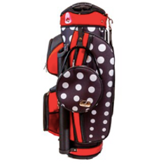 Sassy Caddy: Ladies Cart Bag - Monte Carlo