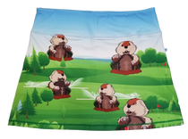 Dancing Gopher Ladies Active SKORT by ReadyGOLF