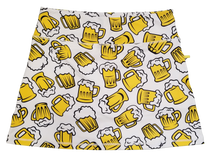Beer Me Ladies Active SKORT by ReadyGOLF
