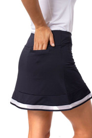 Golftini: Women's - Pull On Ruffle Stretch Skort - Top Golf
