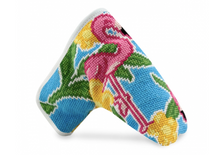 Smathers & Branson: Putter Headcover - Pink Flamingo