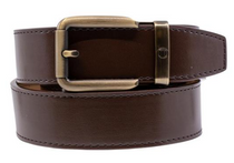 Nexbelt: Men's Rogue Dress Belt - Espresso