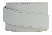 Nexbelt: Men's USA Heritage Aston Ratchet Dress Belt - White