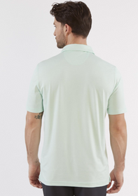 Chase 54: Men's Short Sleeve Polo - Landes