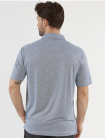 Chase 54: Men's Short Sleeve Polo - Harpoon