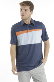 Chase 54: Men's Short Sleeve Polo - Course