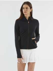 Chase 54: Women's Full Zip Jacket - Allure