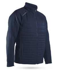 Sun Mountain: Men's Hybrid Jacket (Size: X-Large, Navy) SALE