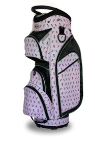 Taboo Fashions: Ladies Monaco Premium Lightweight Cart Bag - Lady Taboo
