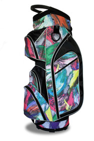 Taboo Fashions: Ladies Monaco Premium Lightweight Cart Bag - Rembrandt