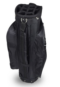 Hot-Z Golf: 2.5 Cart Bag - Black/Gray
