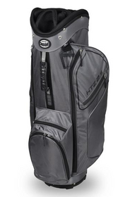 Hot-Z Golf: 2.5 Cart Bag - Gray/Black