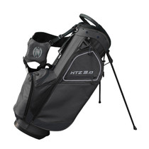 Hot-Z Golf: 3.0 Stand Bag - Black/Grey **Estimated Ship Date – May 2021