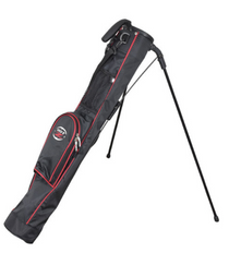 Hot-Z Golf: 1.0 Stand Bag - Black***Estimated Ship Date – Mid/Late Aug 2021