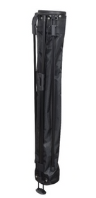 Hot-Z Golf: 1.0 Stand Bag - Black ***Estimated Ship Date – Mid-Late July 2021