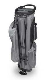 Hot-Z Golf: 2.0 Stand Bag - Grey/Black