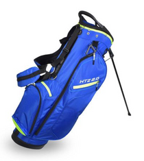 Hot-Z Golf: 2.0 Stand Bag - Blue/Lime