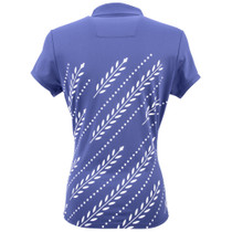 Nancy Lopez Golf: Women's Short Sleeve Plus Polo - Carefree