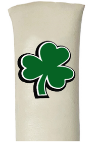 Sunfish: Alignment Stick Covers - Clover Shamrock